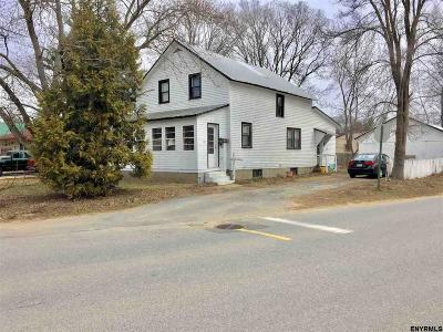 South Glens Falls Single Family Home For Sale: 14 Prospect St