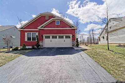 Halfmoon Single Family Home For Sale: 43 Whitney Dr