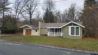 Saratoga County Single Family Home For Sale: 15 Nolan Rd