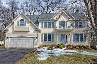 Albany County Single Family Home For Sale: 1 Egmont Ct