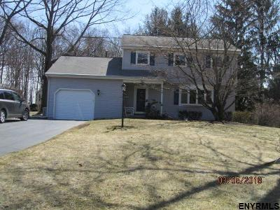 Clifton Park, Malta, Ballston Spa, Ballston Single Family Home For Sale: 2 Devon Ct