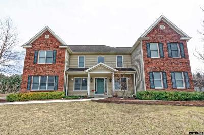 Guilderland Single Family Home For Sale: 1 Spring Farm La