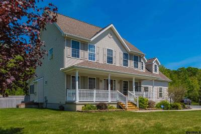 Saratoga County Single Family Home Price Change: 1520 Division St