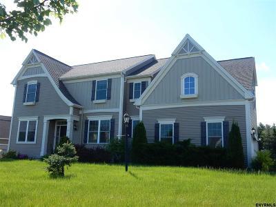 Halfmoon Single Family Home For Sale: 8 Hidden Farm La
