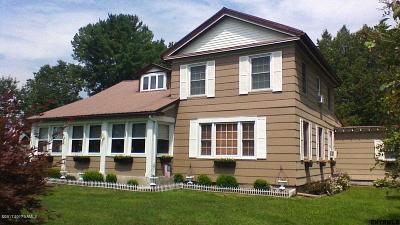 Queensbury, Fort Ann Single Family Home For Sale: 199 Sunnyside East Rd