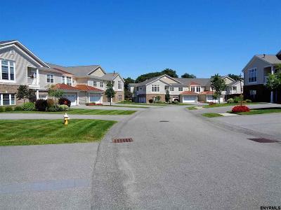 Niskayuna Single Family Home For Sale: 208 Vly Pointe Dr