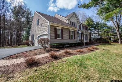 Clifton Park Single Family Home For Sale: 2 Emmons Dr