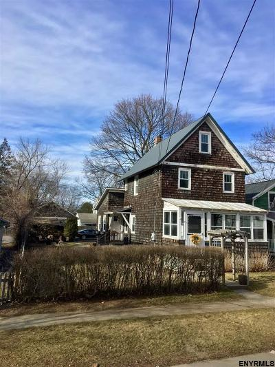 Single Family Home For Sale: 23 Avery St