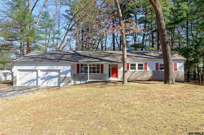 Clifton Park, Malta, Ballston Spa, Ballston Single Family Home For Sale: 30 Secada Dr