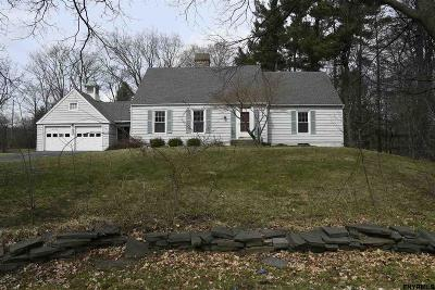 Menands Single Family Home For Sale: 91 Gorman Rd