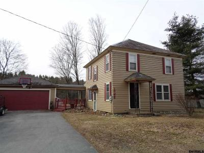 Queensbury, Fort Ann Single Family Home For Sale: 10520 State Route 149