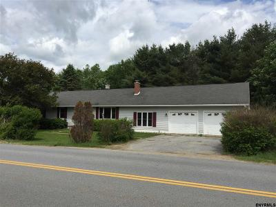 Saratoga County Single Family Home For Sale: 34 Gabriel Rd