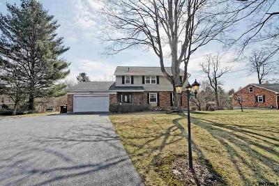 Glenville Single Family Home For Sale: 191 Droms Rd