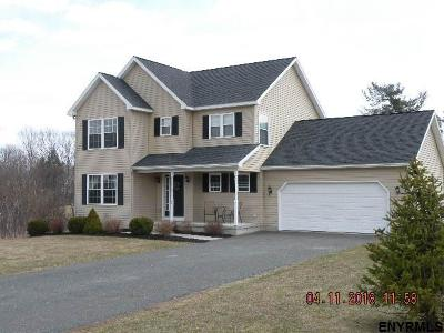 Halfmoon Single Family Home For Sale: 25 Camber Ct