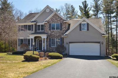 Clifton Park Single Family Home For Sale: 77 Deer Run Hollow