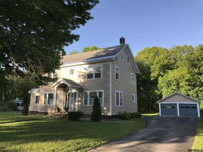 Ballston Spa Single Family Home For Sale: 57 Hyde Blvd