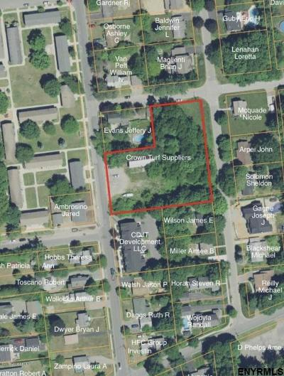 Saratoga Springs Residential Lots & Land For Sale: 114-118 Jefferson St