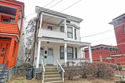 Albany Two Family Home For Sale: 455 West St