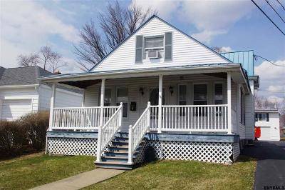 Cohoes Single Family Home Price Change: 9 Arlington Rd