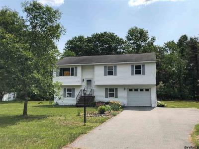 Saratoga County Single Family Home Price Change: 21 Cedar La