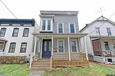 Troy Two Family Home For Sale: 772 Second Av