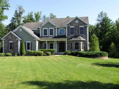 Clifton Park Single Family Home For Sale: 1 Callaway Ct