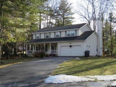 Saratoga County Rental For Rent: 656 Stark Ter