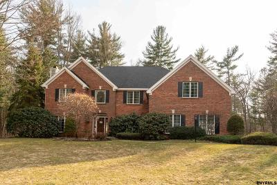 Guilderland Tov NY Single Family Home Pend (Under Cntr): $695,000