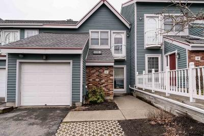 Saratoga Springs NY Single Family Home Pend (Under Cntr): $329,900