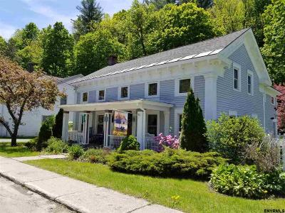 Rensselaer County Single Family Home Back On Market: 49 S Main St