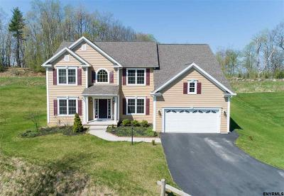 Saratoga County Single Family Home For Sale: 26 Walden Circle