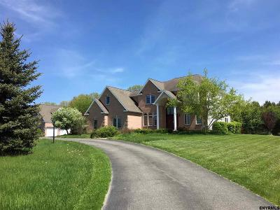 North Greenbush Single Family Home For Sale: 5 Sliters La