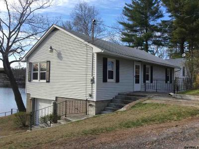 Columbia County Single Family Home For Sale: 27 Small Hawley Point Rd
