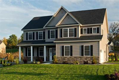 Saratoga County Single Family Home For Sale: 3 Mohican Pass