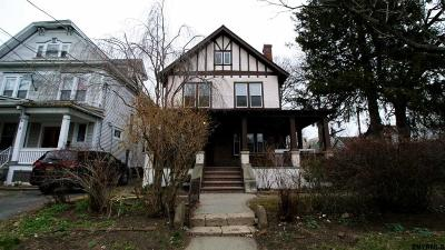 Albany Single Family Home For Sale: 3 Ten Eyck Av