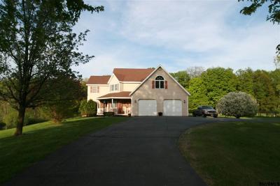 Saratoga County Single Family Home New: 172 Beaver St