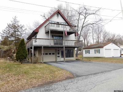 Schuylerville Single Family Home For Sale: 3 Crow St