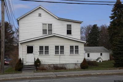Colonie Single Family Home New: 52 Cohoes Rd