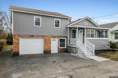 Colonie Single Family Home New: 2 North St