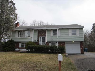 Colonie Single Family Home New: 9 North Ct