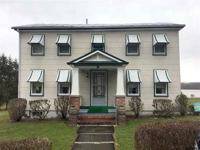 Single Family Home For Sale: 67 Riverside Av