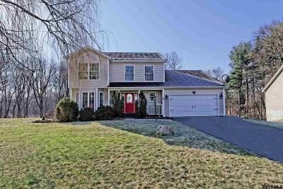 Clifton Park Single Family Home New: 53 Dorsman Dr