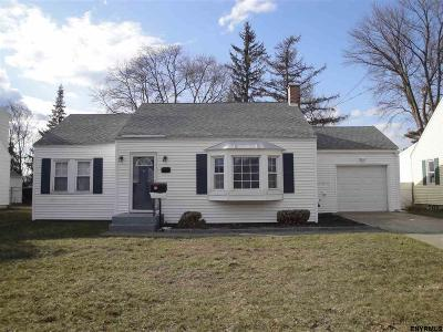 Colonie Single Family Home Back On Market: 20 Rapple Dr