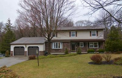 Clifton Park Single Family Home New: 53 Brookline Dr