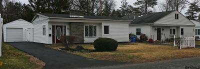 Albany NY Single Family Home New: $157,000