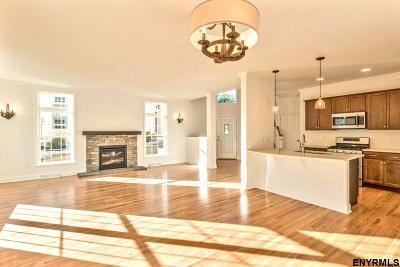 Malta Single Family Home New: 37 Ordelia Ln