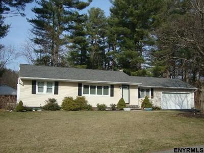 Guilderland Single Family Home New: 1 Shepard Av