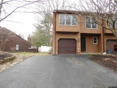 Clifton Park Single Family Home New: 8 Brenden Ct