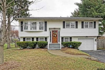 Albany County Single Family Home Price Change: 3959 Albany St