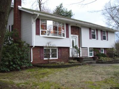 Clifton Park Single Family Home New: 34 Sonat Rd